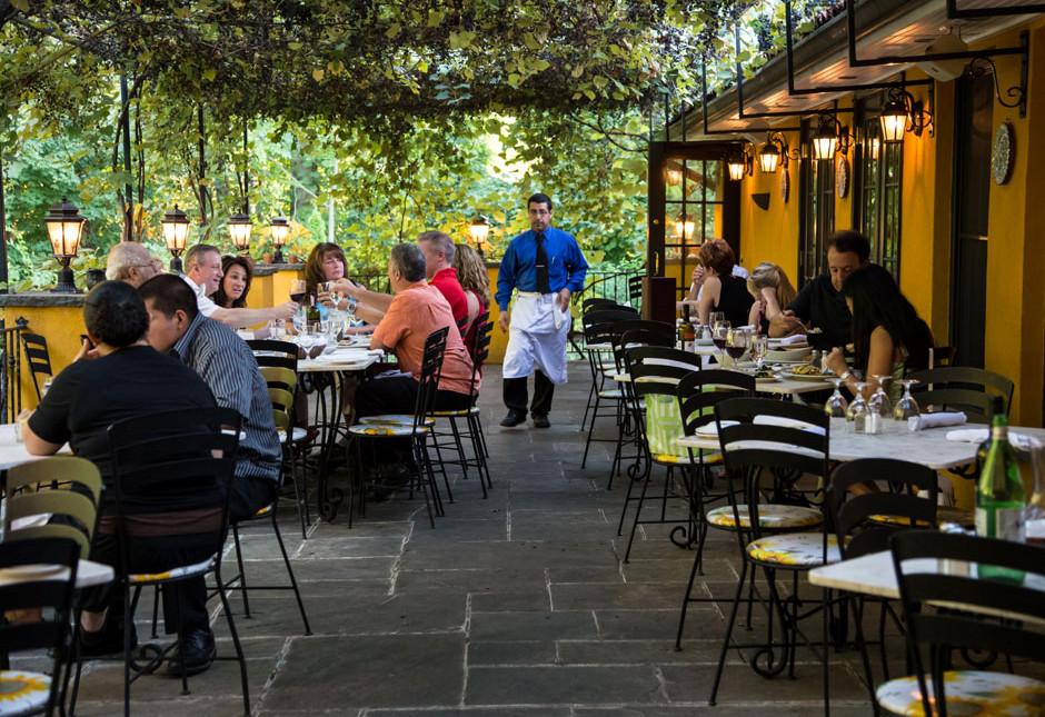 Hudson Valley Restaurant Photography