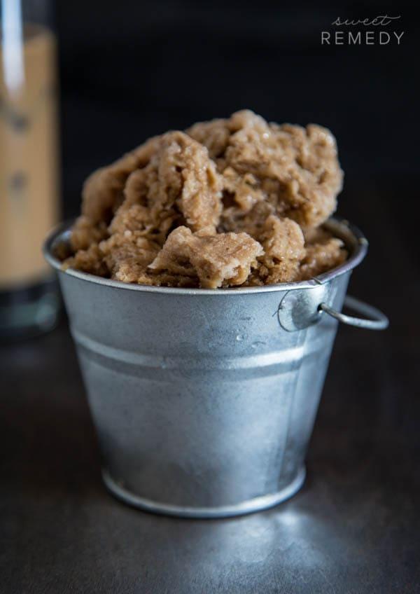 Iced Coffee Granita #IcedDelight
