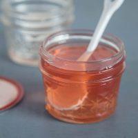 Fresh Violet Syrup