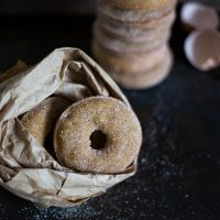 Acorn Squash Donuts