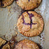Blueberry Sage Hand Pies