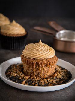 Acorn Squash Cupcakes